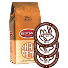 Кофе зерновой Deorsola Gran Crema