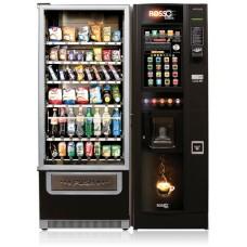 Комбинированный автомат Unicum Rossobar Touch