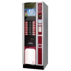 Unicum Rosso VISION - кофейный торговый автомат с монитором